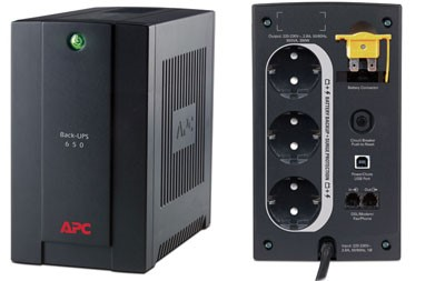 BX650CI-RS BACK-UPS RS 650VA 230V